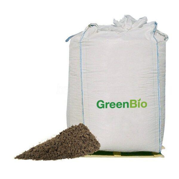 Køkkenhavemuld i bigbag GreenBio