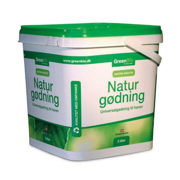 GreenBio Naturgødning 5l