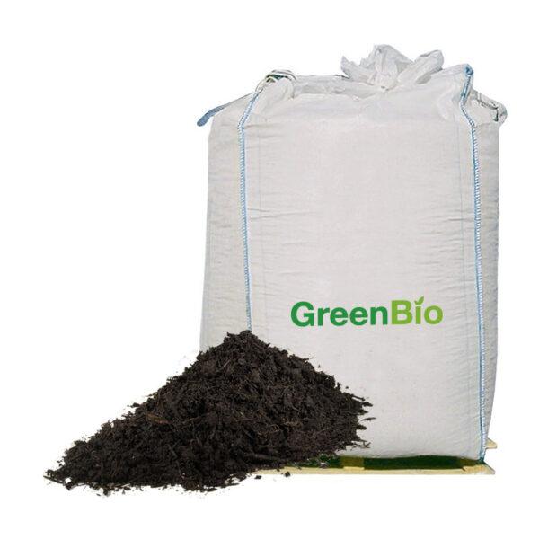 Jordforbedring til sandet jord - bigbag
