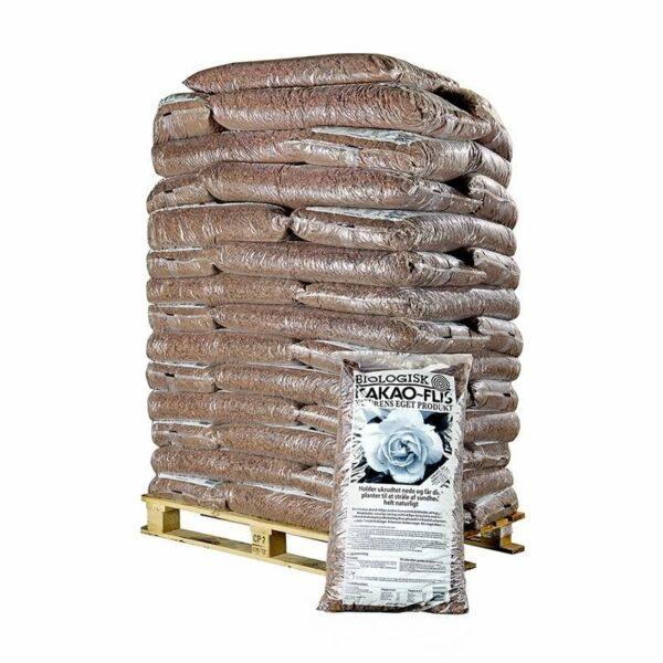 poser med kakao-flis